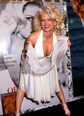 Fotos vida y muerte de Anna Nicole Smith 1